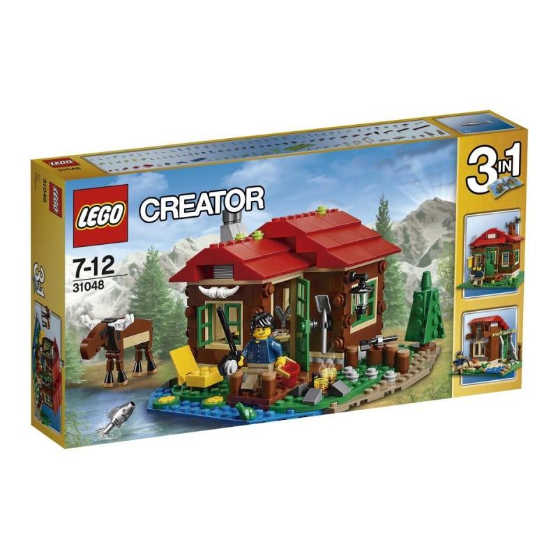LEGO Creator Cabaña junto al lago