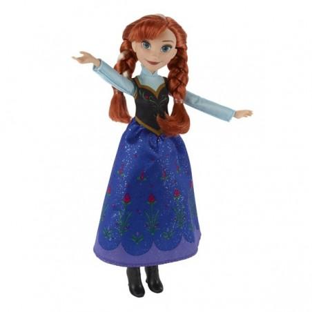 Muñeca Elsa y Anna Frozen