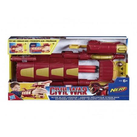 Avengers Guante repulsor Iron Man - Hasbro