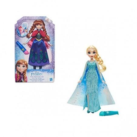 Frozen capa historia mágica - Hasbro