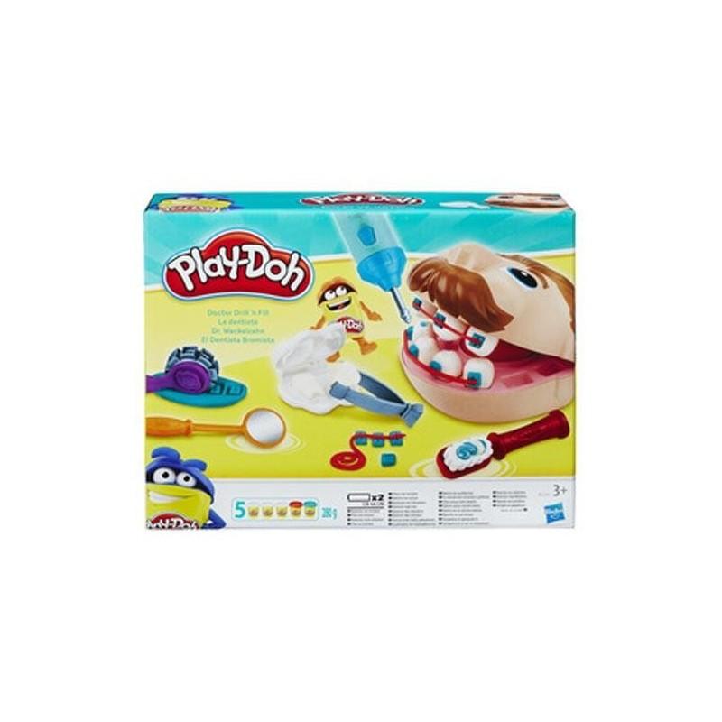 Dentista Bromista Play-Doh