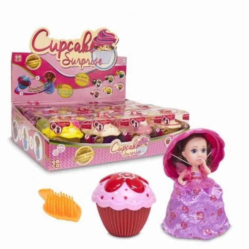 Muñecas Cupcake Surprise