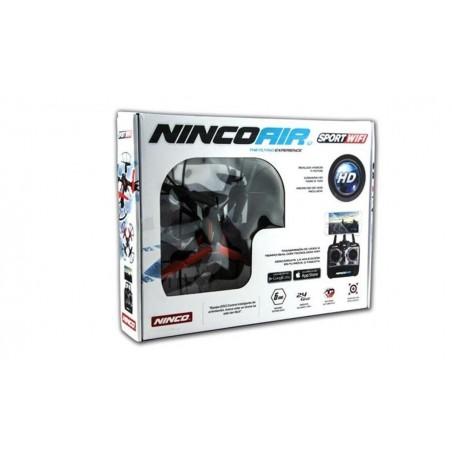 Drone Nincoair sport Wifi con cámara HD - Ninco