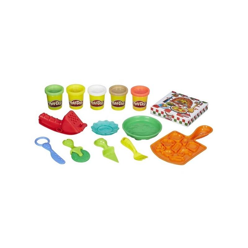 La Pizzería Play-Doh