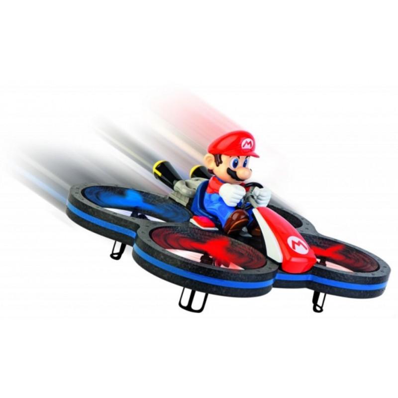 Drone Nintendo Mario copter 4 canales - Carrera