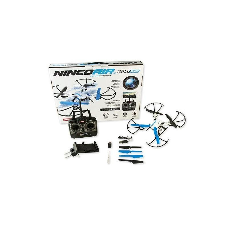 Nincoair Quadrone sport Wifi VGA - Ninco
