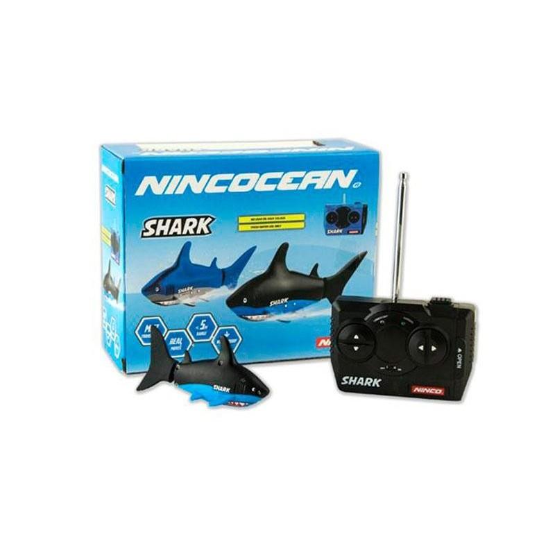 Radio Control Tiburón