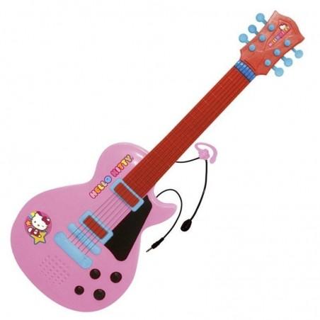 Guitarra electrónica Hello Kitty - Reig
