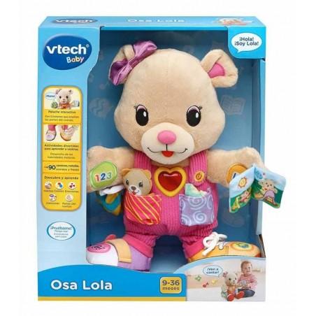 Oso Lola Rosa