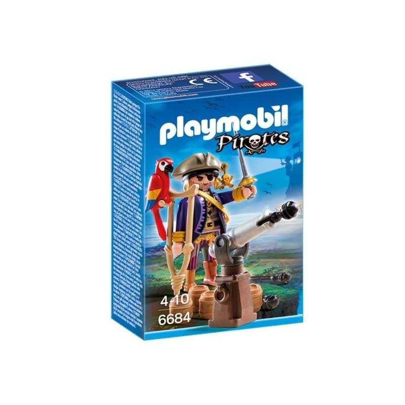 Playmobil Pirates Capitan Pirata