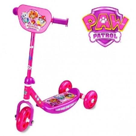 Patinete 3 ruedas Paw Patrol Skye - Saica