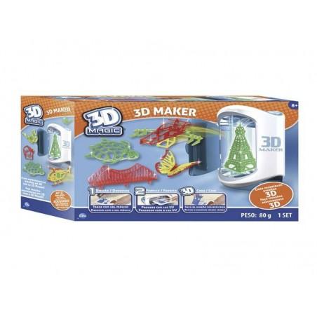Impresora mágica 3D - Cife