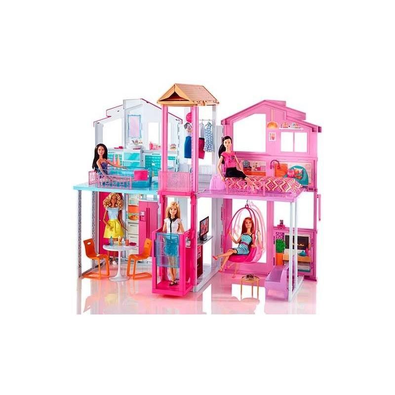 Supercasa de Barbie - Mattel