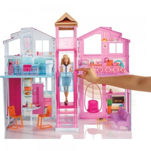 Supercasa de Barbie - Mattel