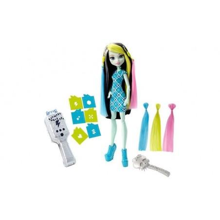 Peinados megavoltios - Mattel