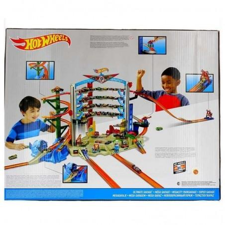 Hot Wheels Mega garaje  Mattel