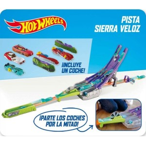 Hot Wheels Pista sierra veloz - Hasbro
