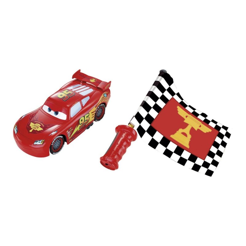 Cars hero  FA TV driver - Mattel