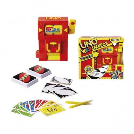 UNO wild jackpot - Mattel