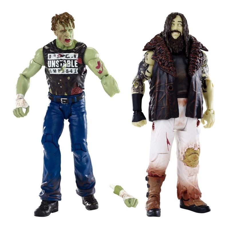 Figura Zombie WWE - Mattel