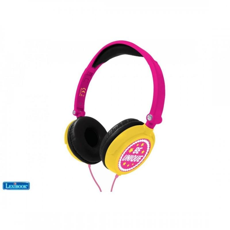 Soy luna stereo headphones - Lexibook