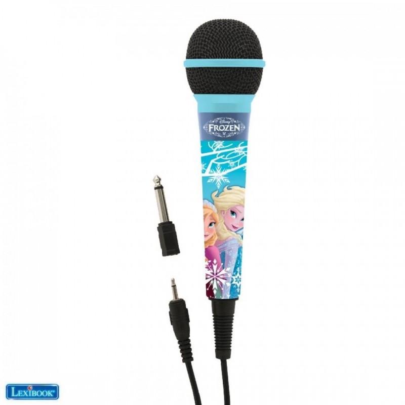Micrófono Frozen - Lexibook