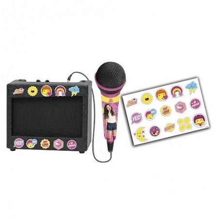 Karaoke portátil Soy Luna - Lexibook