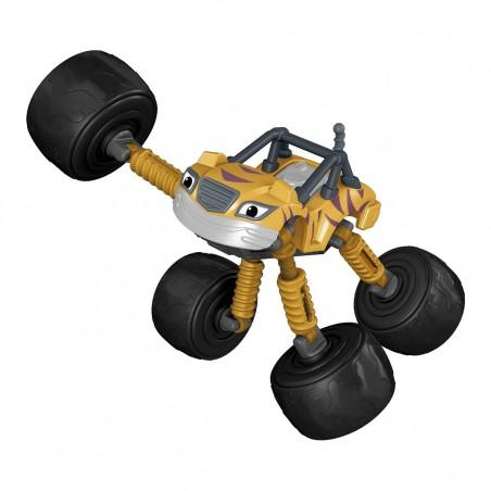 Vehículos super transformación Blaze - Mattel