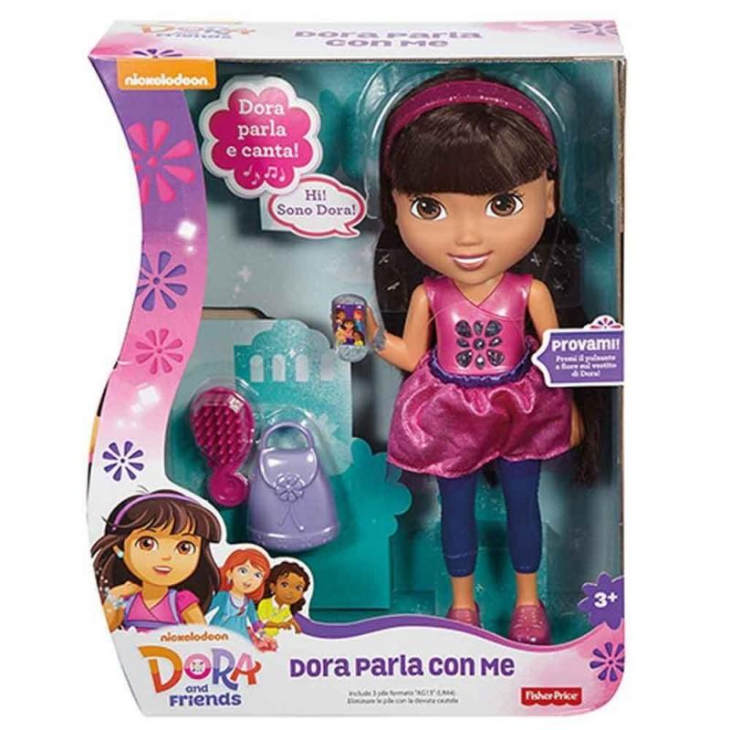 Dora habla conmigo - Mattel