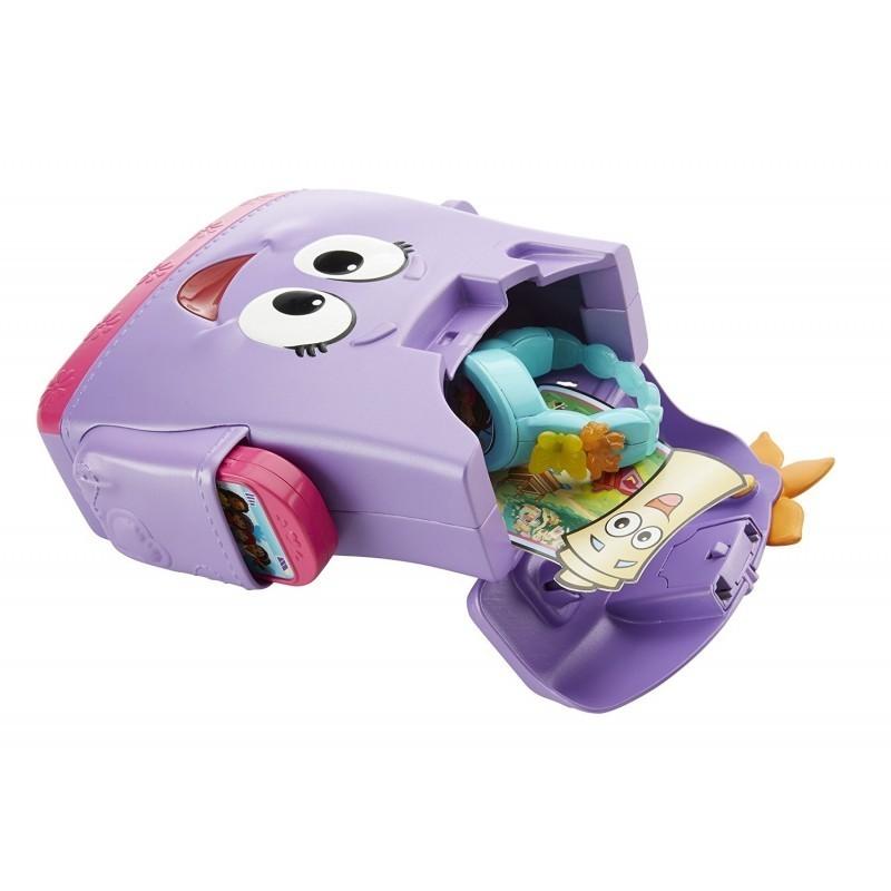 Mochila aventuras mágicas - Mattel