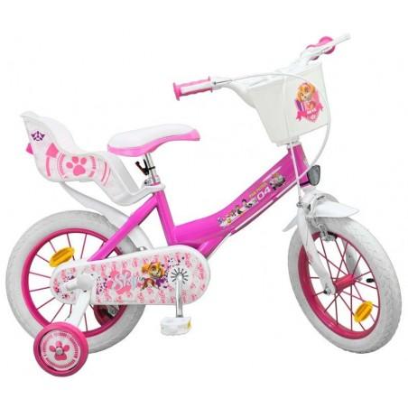 Bicicleta Paw Patrol Skye 14 Pulgadas
