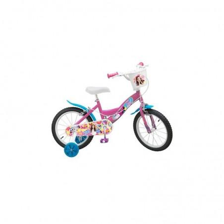 Bicicleta 16´ Soy Luna - Toimsa
