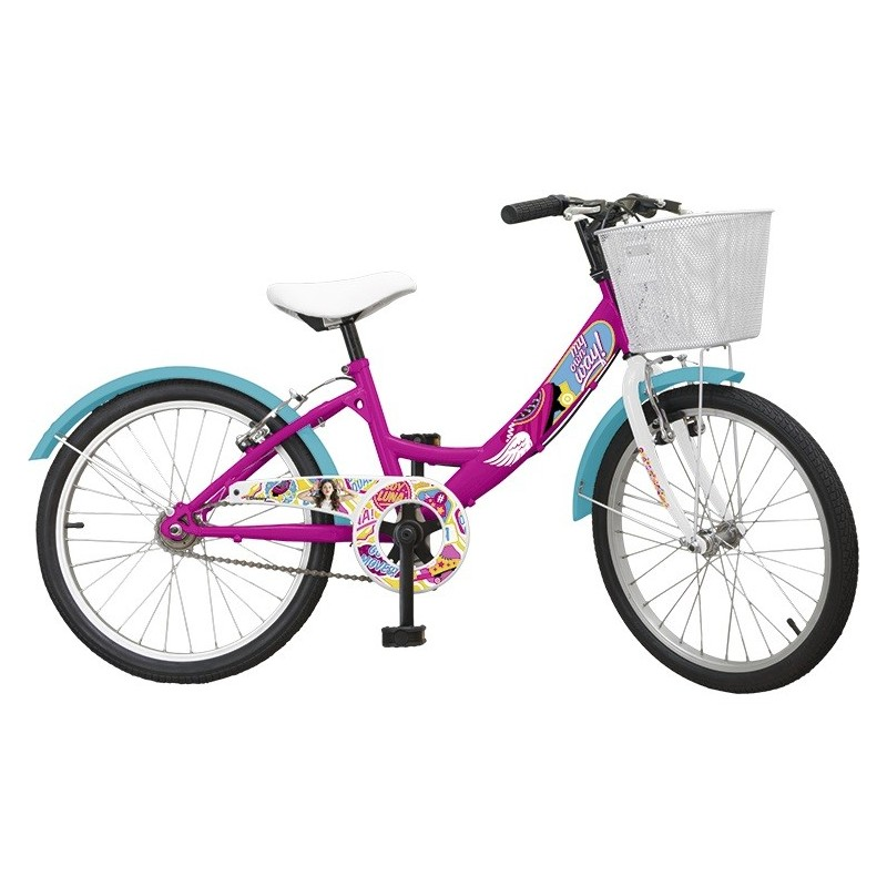 Bicicleta 20´ Soy Luna  - Toimsa