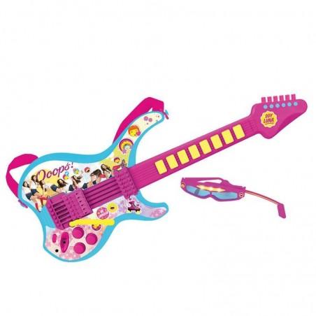 Guitarra eléctrica conexión mp3 Soy Luna - Reig