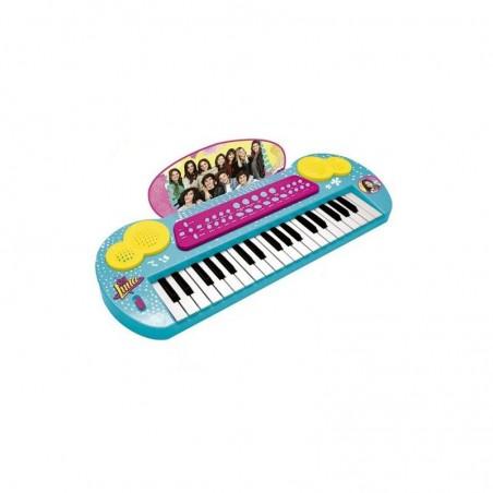 Piano con conexión mp3 Soy Luna - Reig