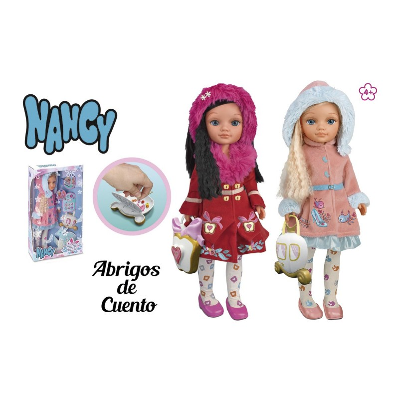 Nancy abrigos de cuento - Famosa