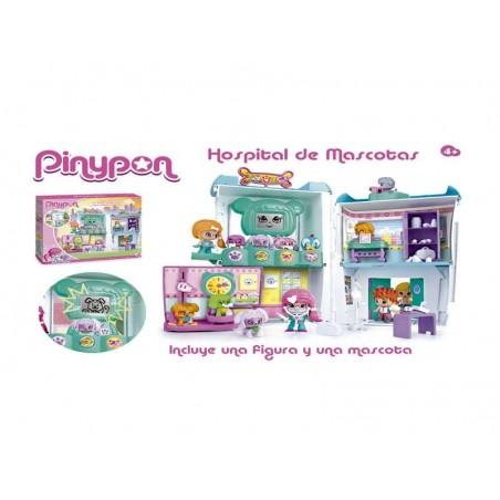 Pinypon Hospital de mascotas - Famosa