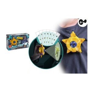 Mutant Busters Sherif y placa proyector - Famosa
