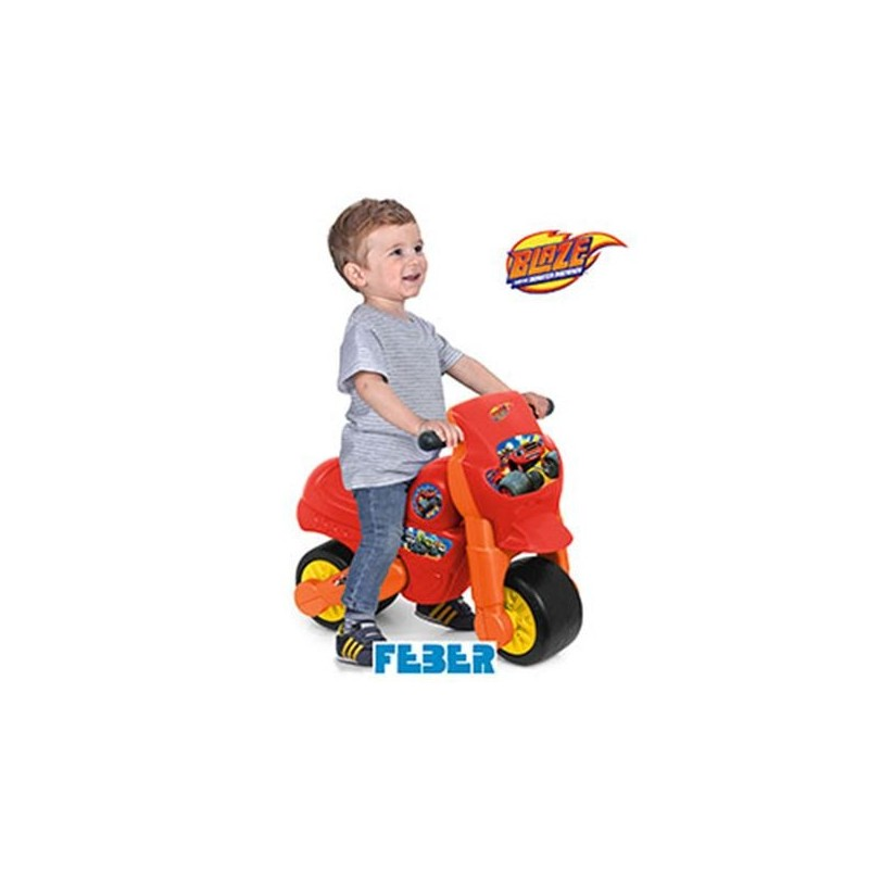 Motofeber Blaze - Famosa
