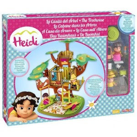 La casa del árbol de Heidi - Famosa
