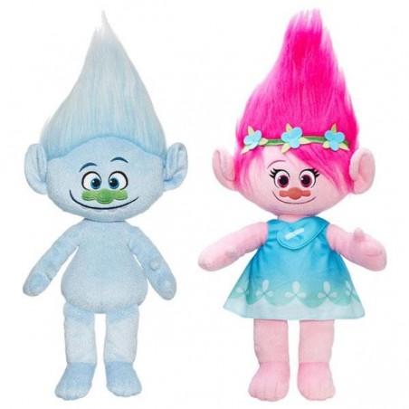 Maxi peluches Trolls - Hasbro