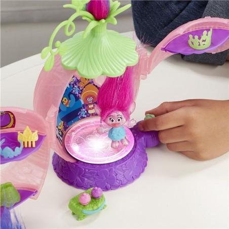 Coronación de la Princesa Poppy Trolls