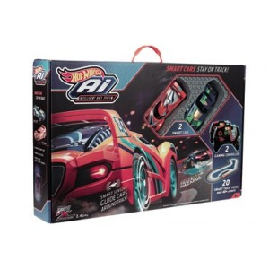 Hot Wheels circuito carreras I.A - Mattel