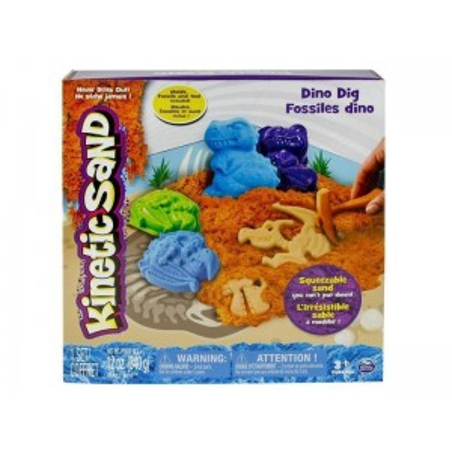 Kinetic Sand perros dinos - Bizak