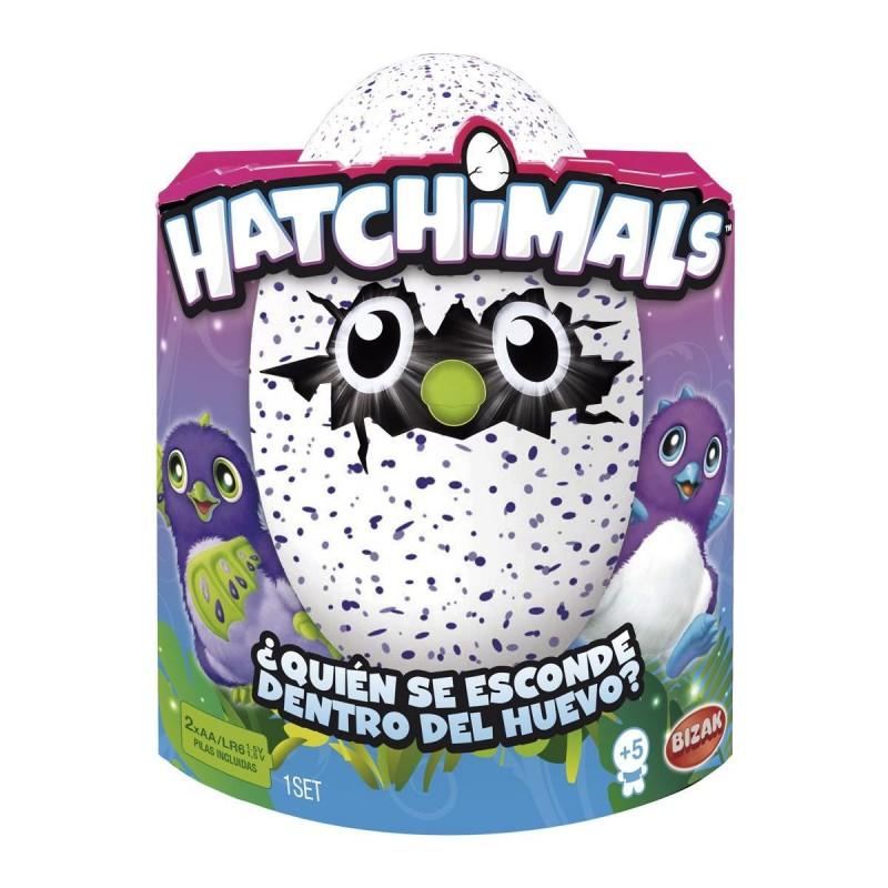 Hatchimals dragón morado - Bizak
