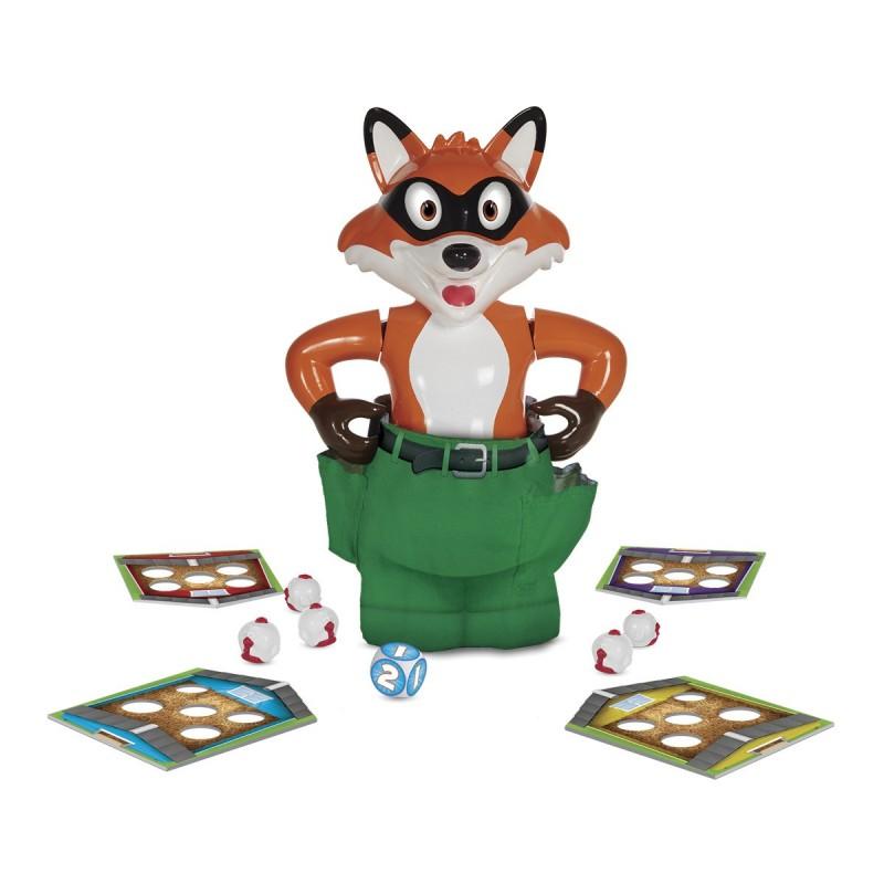 El caco Foxy - Goliath