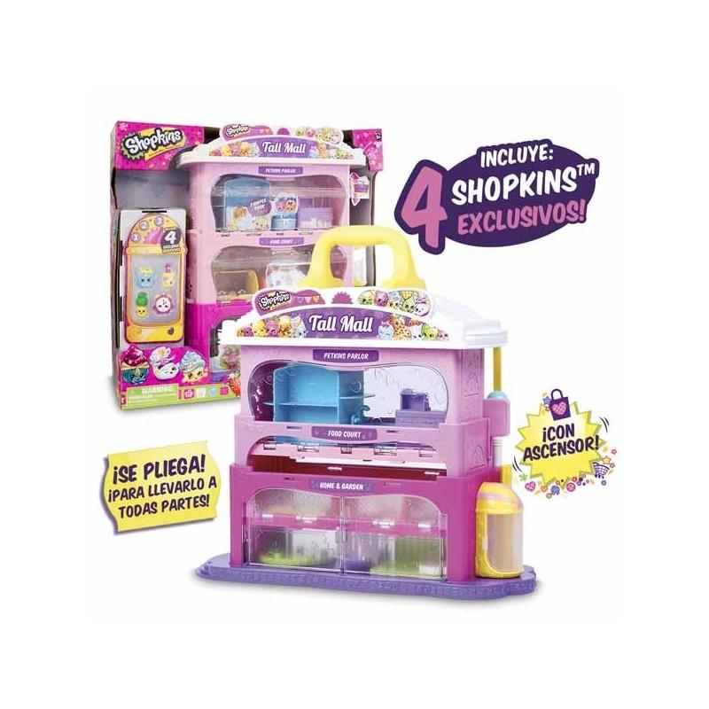 Shopkins S5 Mega Centro Comercial