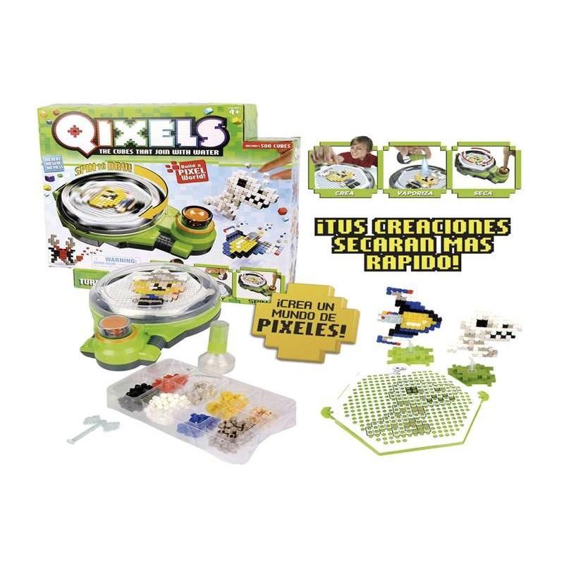 Qixels estudio turbo dryer - Mattel