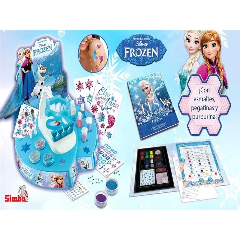 Salón de manicura y tattoos Frozen - Simba