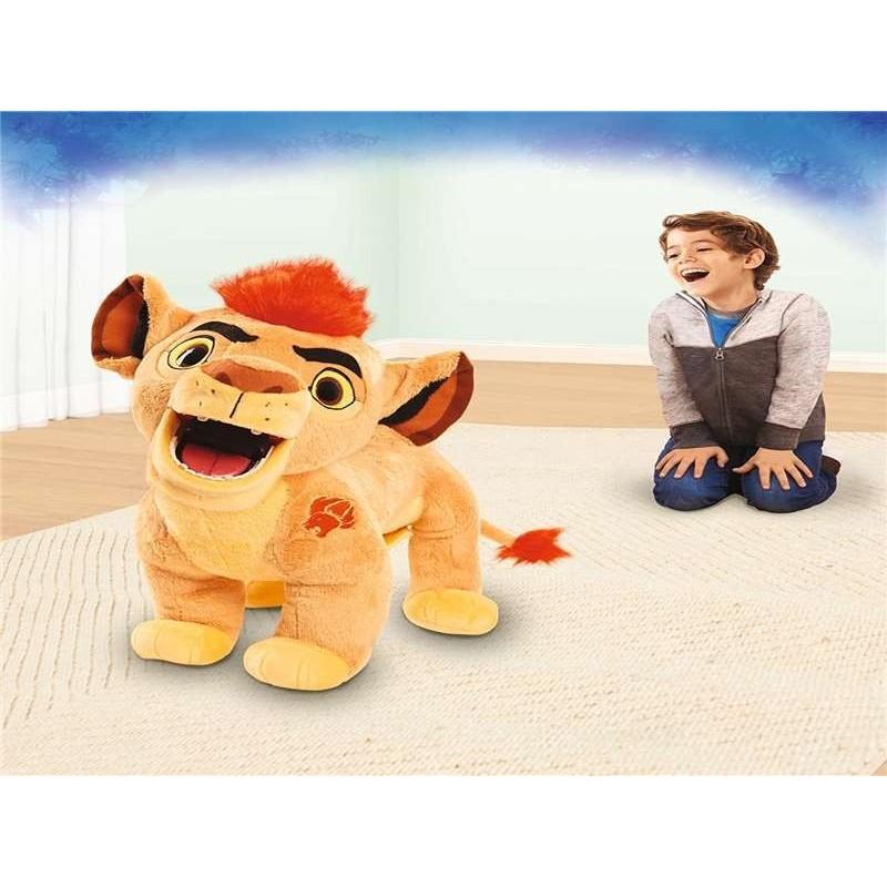 Peluche Kion interactivo la guardia del león